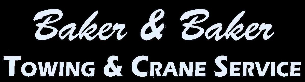 Baker & Baker Towing & Crane Service